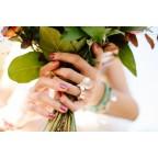 Bague aux deux fleurs entrelacées (photo réalisée par Hélène Dodet)